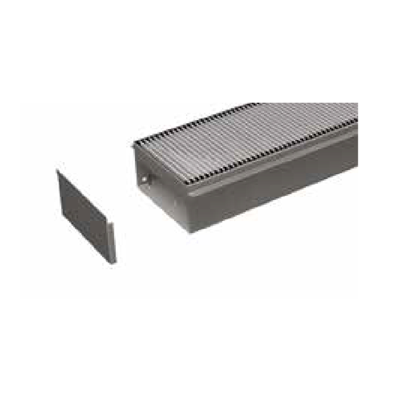 Emisor empotrado en suelo baja temperatura
