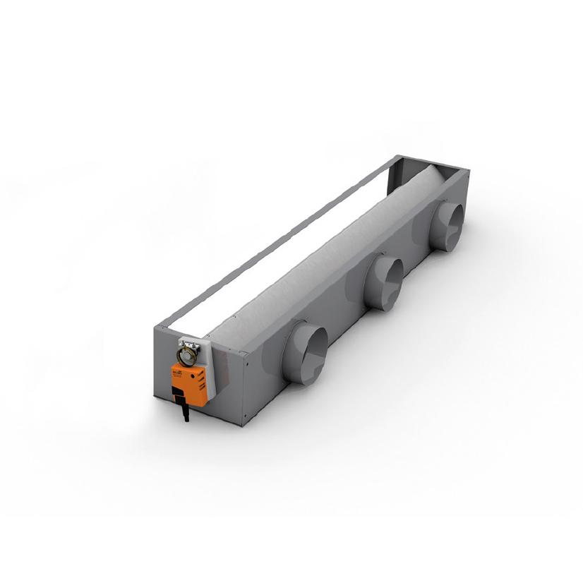 Caja mezcladora Briza22