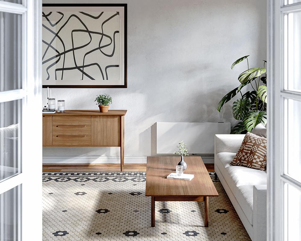Strada Emisor de baja temperatura de agua