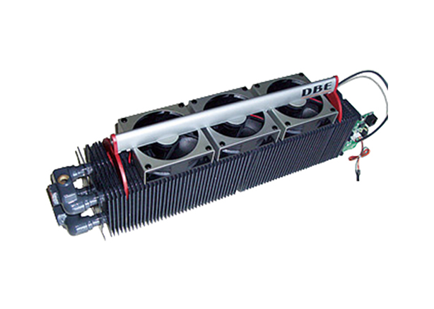 Intercambiador de calor baja temperatura con DBE