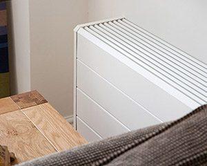Tempo radiador baja temperatura