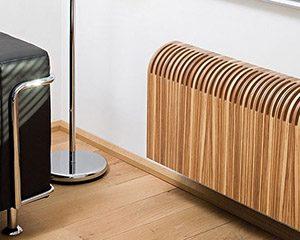 Knockonwood radiador baja temperatura