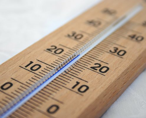 temperatura-productividad