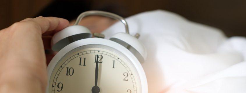 Influencia temperatura en el sueño