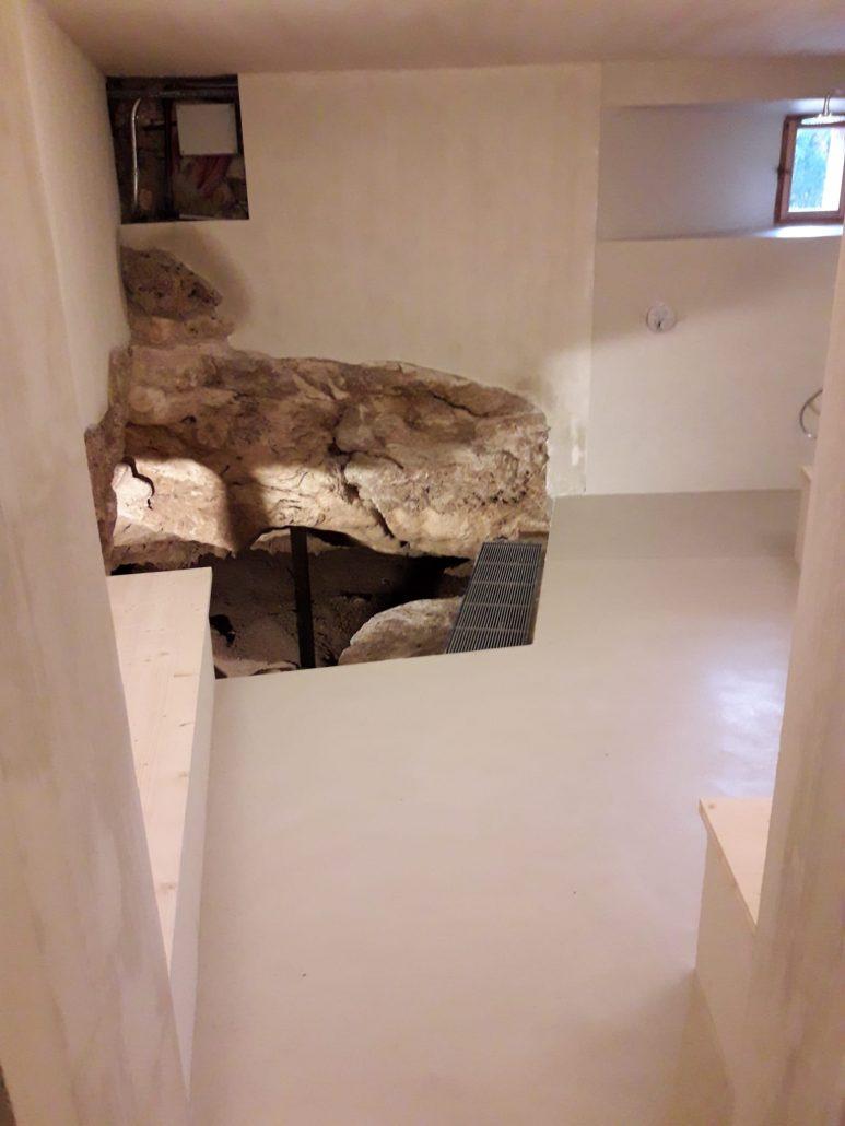 baño reformado con Jaga clima canal