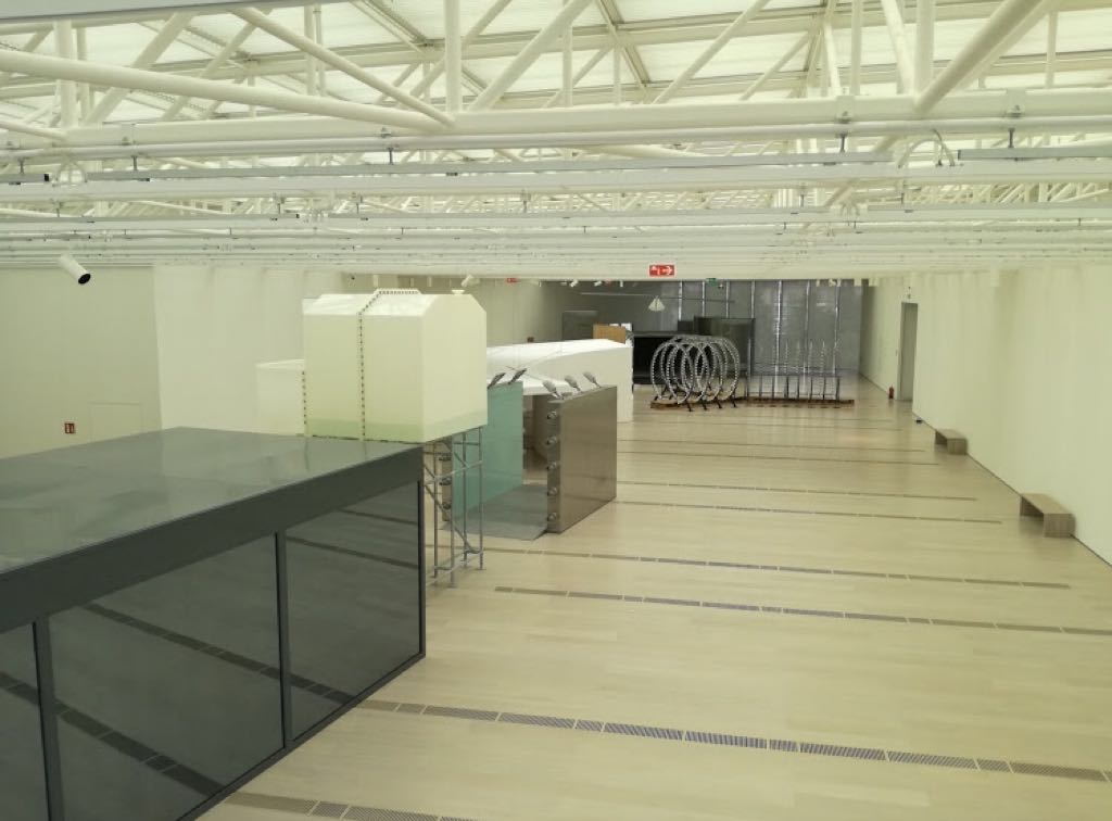 Centro Botin Climatización de JAGA