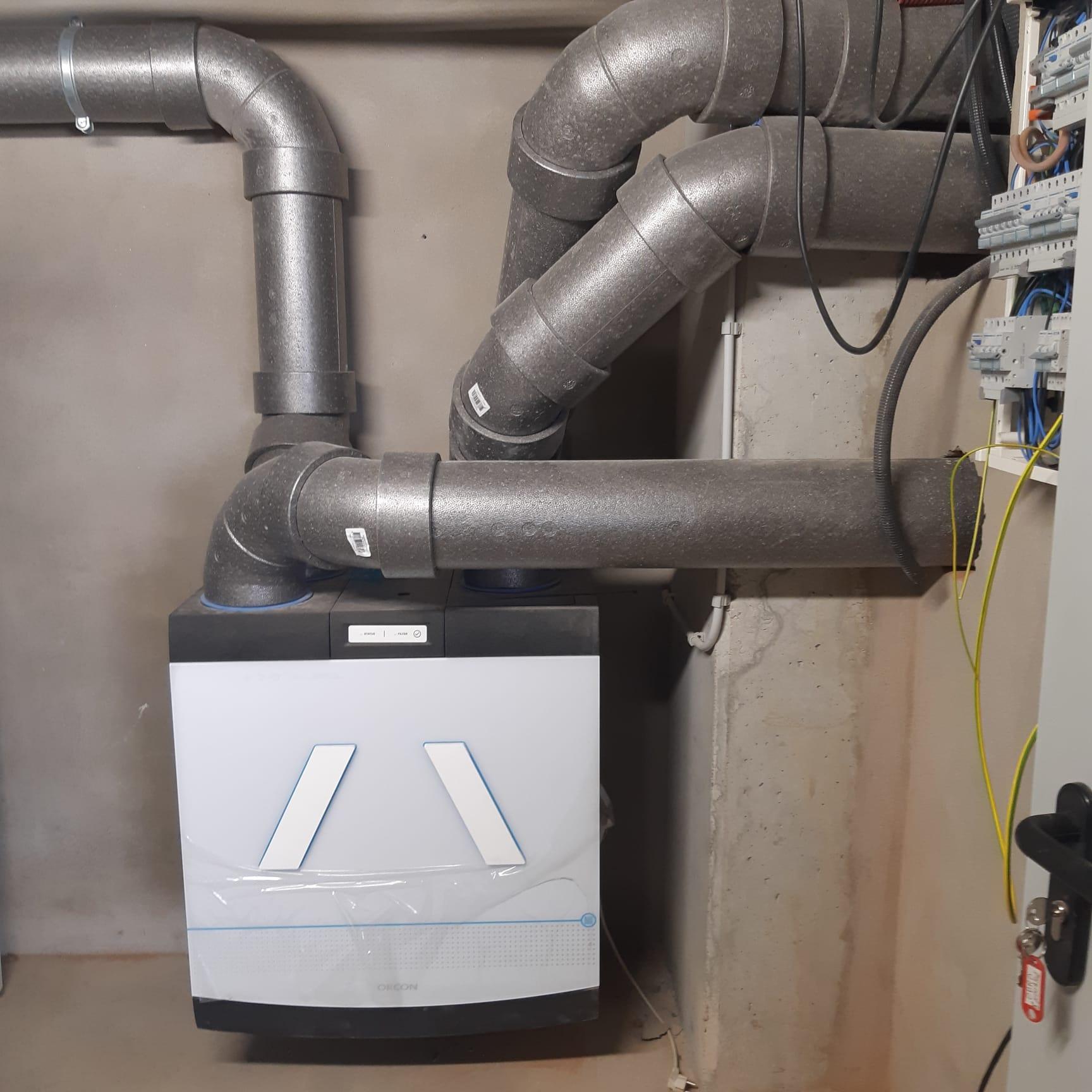 Jaga ventilación HRC