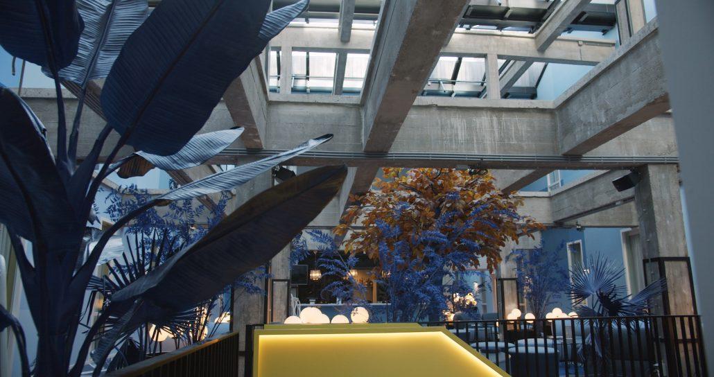 Briza en Hotel Bruno de Rotterdam