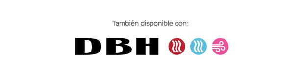DBH para emisor de baja temperatura