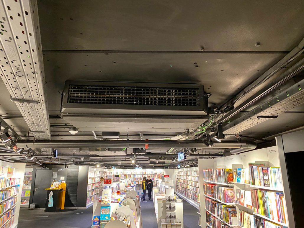 Jaga Briza 22 para techo calefaccion