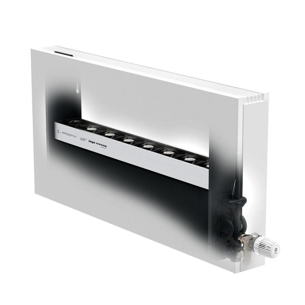 Jaga strada Hybrid calefación y refrigeracion
