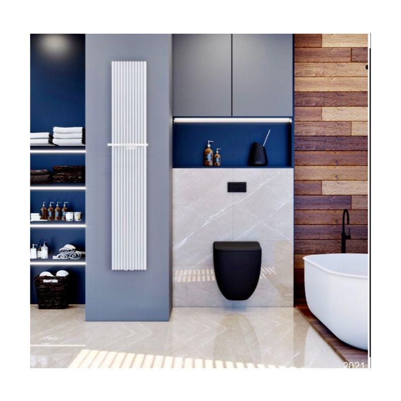 JAga radiador vertical baños