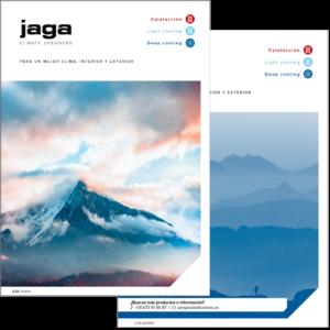 portadas catálogos Jaga